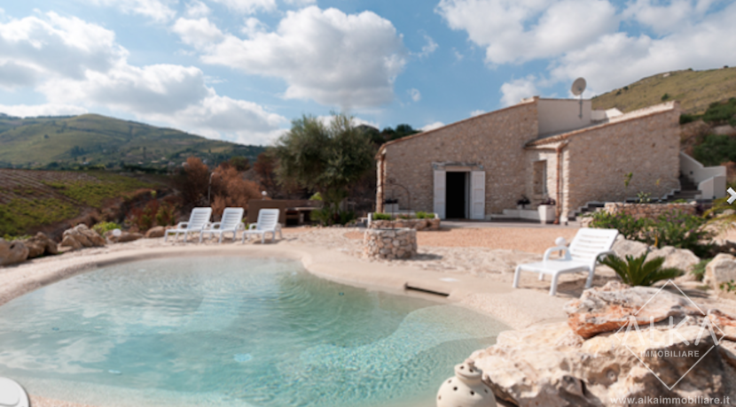Villa con Piscina Castellammare del Golfo.17.23