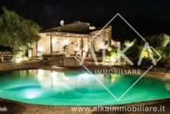 Villa con Piscina Castellammare del Golfo.17.35