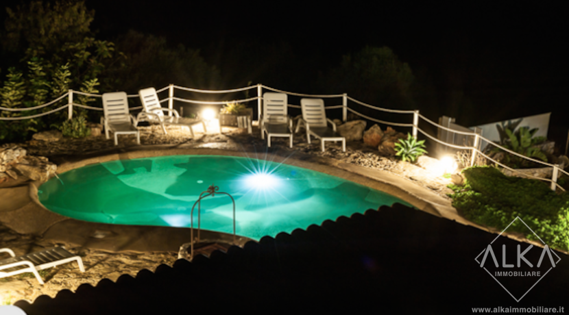 Villa con Piscina Castellammare del Golfo.17.482