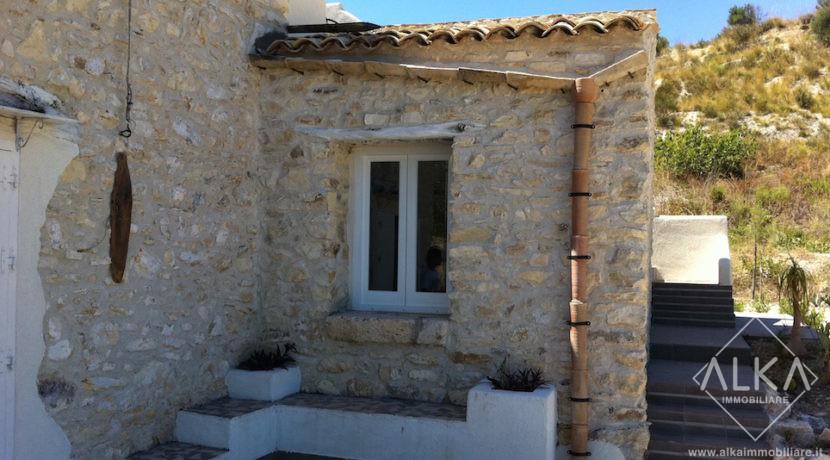 Villa con Piscina Castellammare del Golfo0728