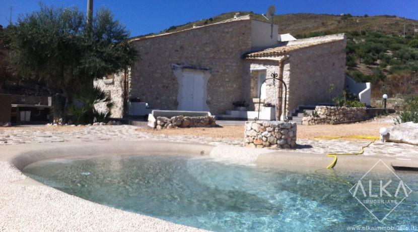 Villa con Piscina Castellammare del Golfo34681