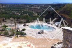 Villa con Piscina Castellammare del Golfo3470