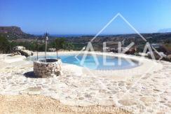 Villa con Piscina Castellammare del Golfo3473